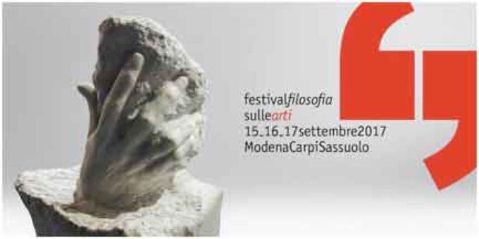 Al festivalfilosofia di Modena 200 appuntamenti in tre giorni sulle arti