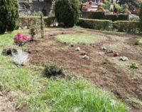 Albano Laziale – Villa Doria: completata la messa in opera dell'irrigazione