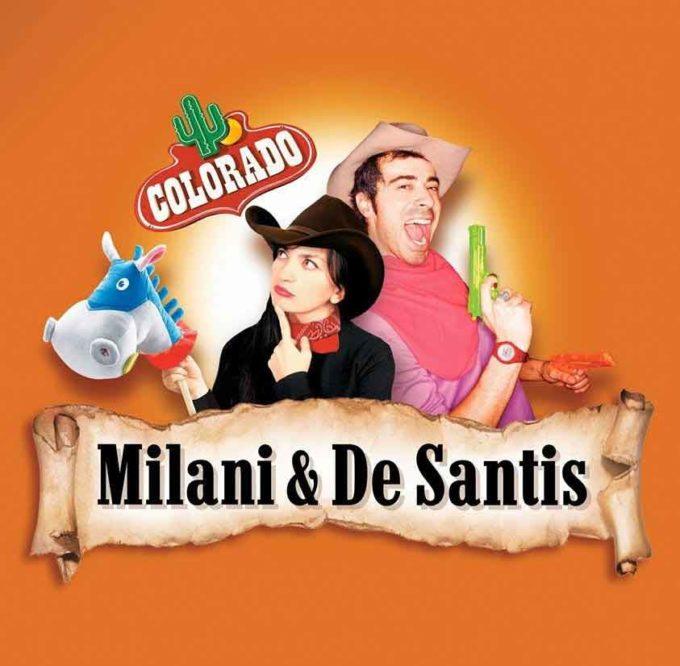 Roma Fringe Festival MILANI&DESANTIS SHOW