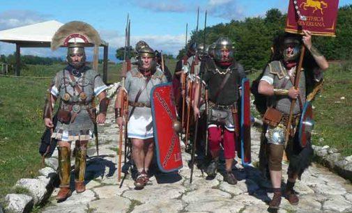 """Castelli """"sotto assedio"""" Legionari romani al Tuscolo"""