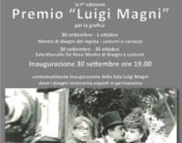 Tributo al maestro Gigi Magni sabato 30 settembre ore 19.00 a Velletri