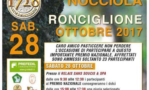Ronciglione – Premio nazionale Dolce con Nocciola