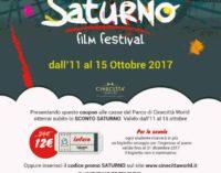 'Saturno Film Festival', scatta il conto alla rovescia