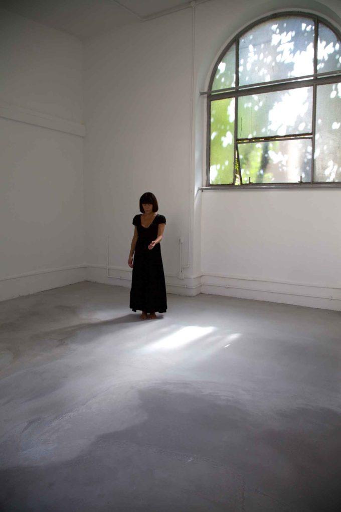 Tra memoria e ascolto | mostra personale di Cecilia Luci