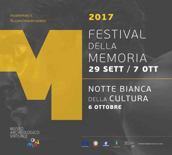Museo Mav – Festival della memoria