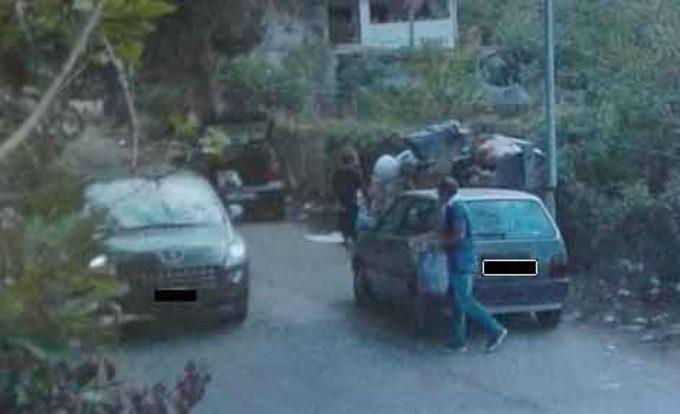 Artena – Installate le fotocamere per scoprire chi getta i rifiuti in strada