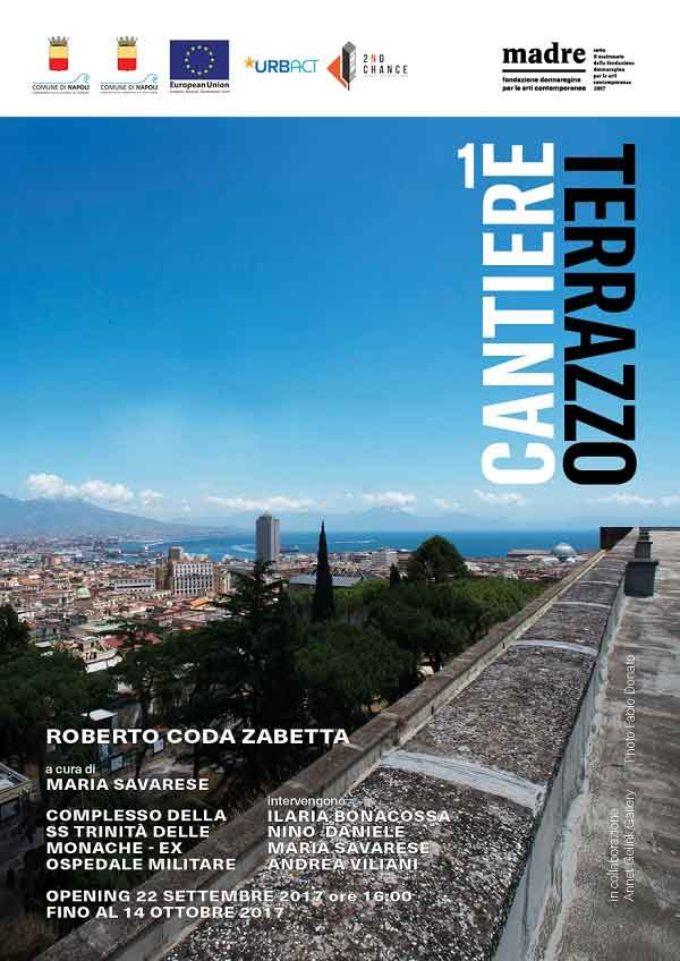 Roberto Coda Zabetta. Cantiere 1 / Terrazzo