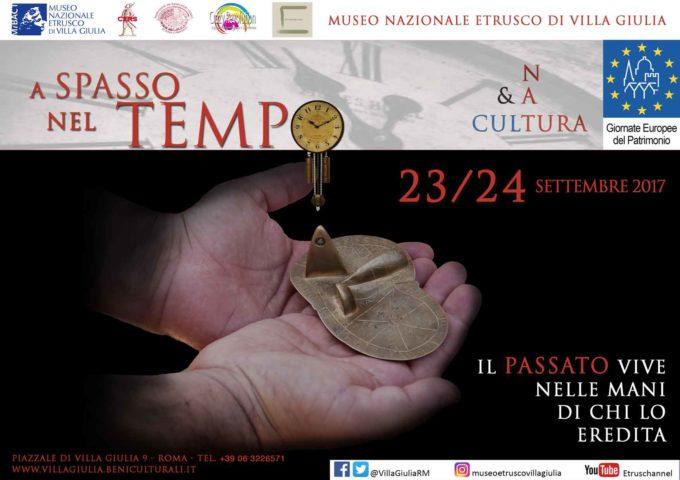 """Museo Nazionale Etrusco Di Villa Giulia -""""A spasso nel tempo a Villa Giulia"""""""