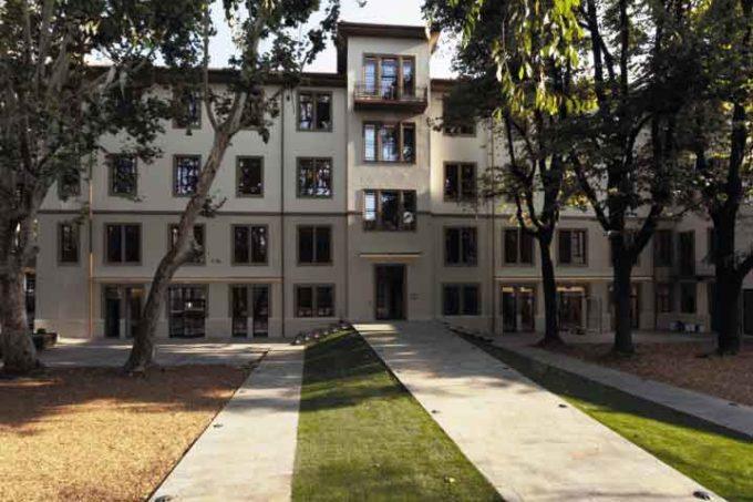 TAMassociati: la nuova 'Casa Emergency' a Milano