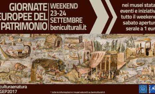 Giornate Europee del Patrimonio al Parco Archeologico di Ercolano