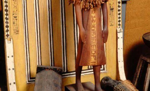 Museo Egizio. A casa di Kha