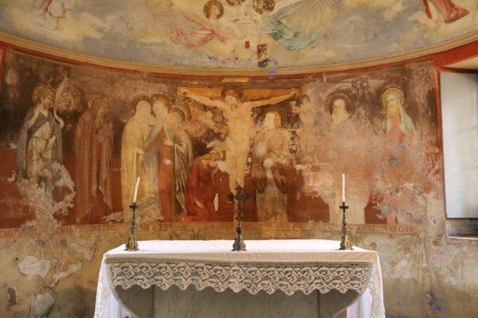 Il sorriso dell'Arcivescovo scalda i cuori di Barni e della Vallassina