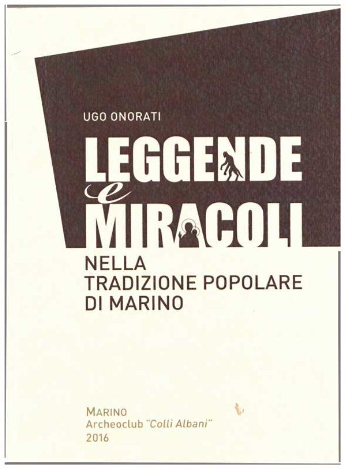 Marino: Leggende e Miracoli