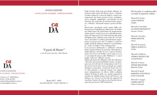 Intervista al prof. Giovanni Di Peio, Presidente del Comitato di Roma della Dante Alighieri