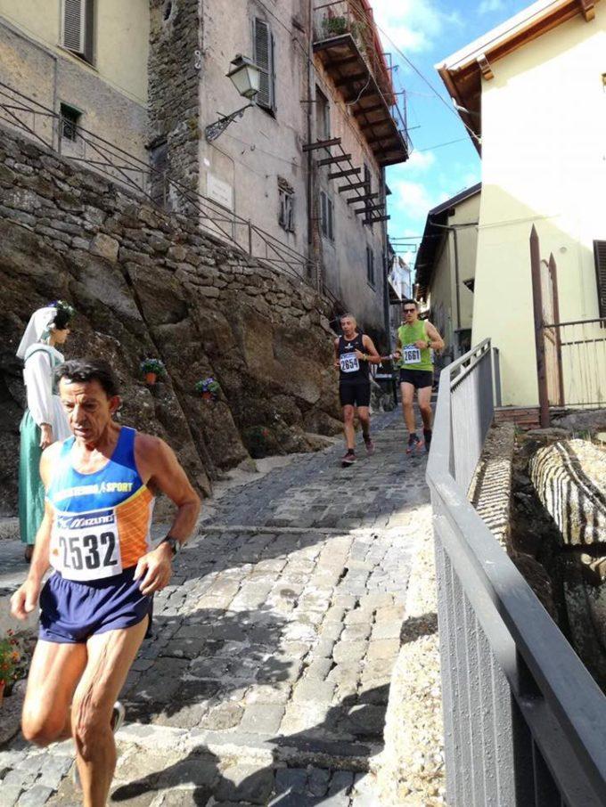 Corsa tra le antiche fontane di Rocca di Papa