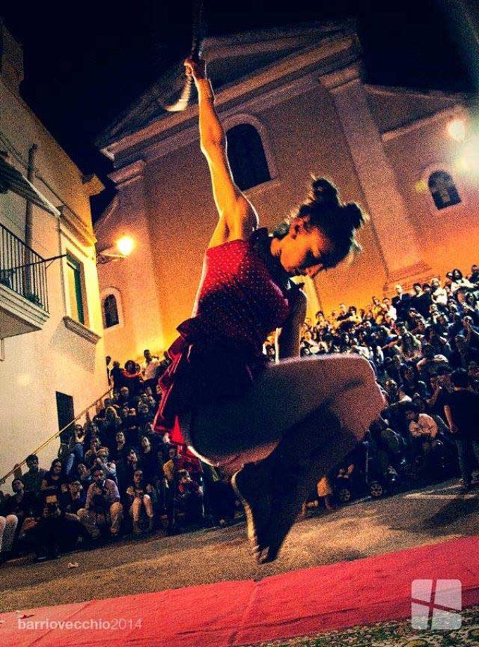 Carpineto Romano. Buskers Festival