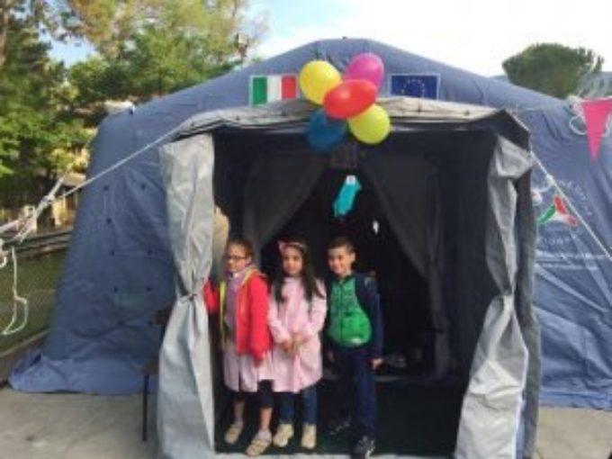 I bambini del terremoto: il 94% di loro in Abruzzo e Marche sogna un futuro migliore