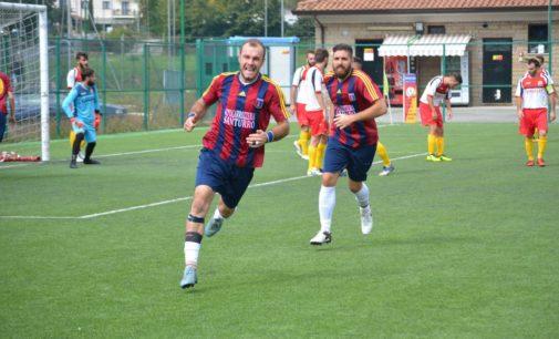 Rocca Priora calcio (I cat.), Halauca croce e delizia: «Un buon punto a Valmontone»