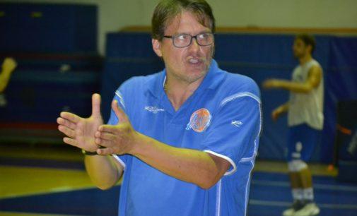 Club Basket Frascati (C Gold), Martiri: «Contento della prestazione contro la Vis Nova»