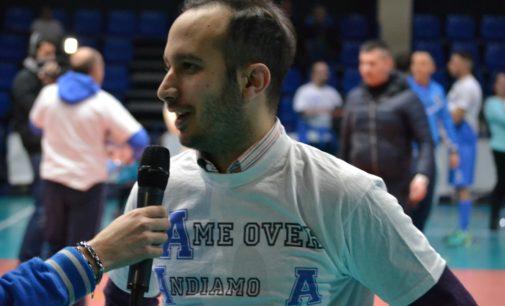 Todis Lido di Ostia Futsal (A2), il vice presidente Gastaldi: «Divertiamoci e facciamo divertire»