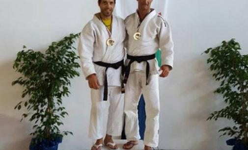 Asd Judo Frascati, un mondiale Master agrodolce per Alessio Lepore e Roberto Mascherucci