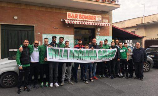 Villa Adriana calcio (I cat.), Bischi fa per due: «Bella vittoria col Tirreno, ora continuiamo così»