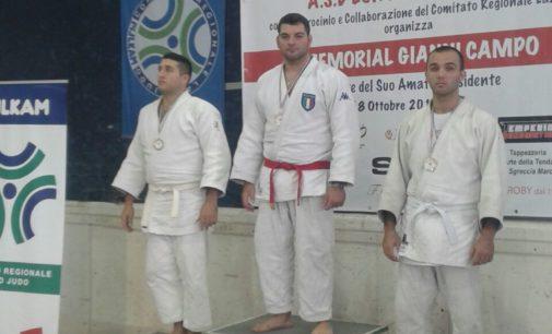 """Asd Judo Frascati, da un Mascetti a un altro: Gianluca vince il primo memorial """"Gianni Campo"""""""