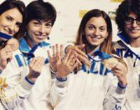 Francesca Quondamcarlo alla Lazio Scherma Ariccia