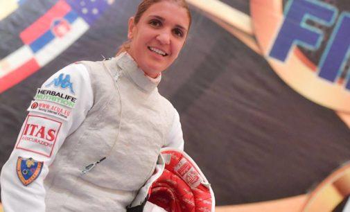Frascati Scherma: ottima Errigo, a Cancun bronzo inviduale e argento nella prova a squadre