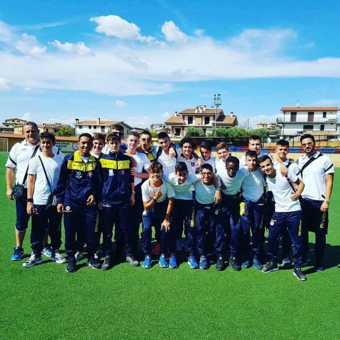 Casilina calcio (Giovanissimi prov.), Ricci: «Ci danno favoriti, ma facciamo parlare il campo»