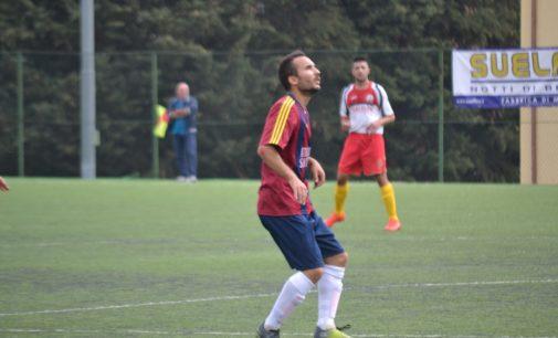 Rocca Priora calcio (I cat.) vola, Turolli gol: «Non mi aspettavo questo inizio di stagione»