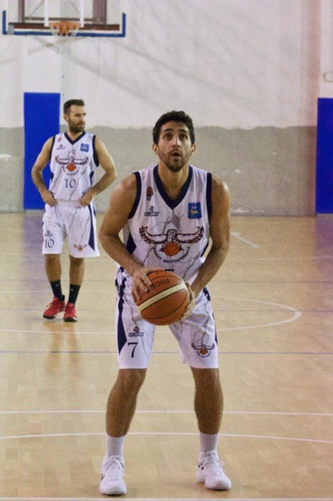 Club Basket Frascati, C Gold sconfitta sul filo di lana. Monetti: «Evitiamo di abbatterci»