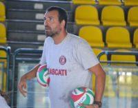 Volley Club Frascati (Under 16 masch.), De Gregorio: «Che sorpresa l'esordio, avanti così»