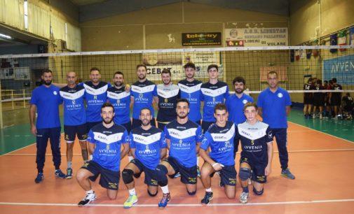 Pallavolo campionato regionale maschile serie C girone b 2 giornata