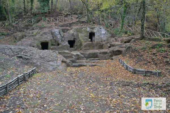 Parco Valle del Treja – Visita guidata con intermezzi di lettura