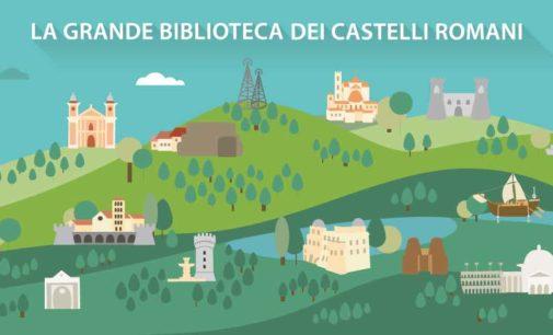 Tutti gli eventi delle biblioteche dei Castelli Romani