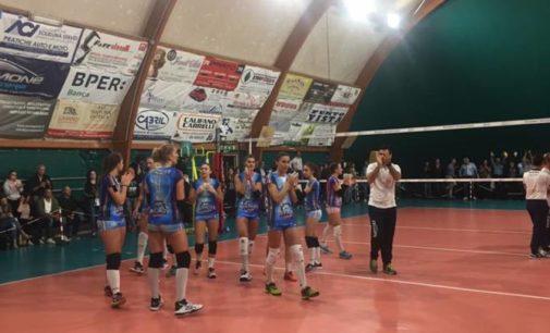Giovolley, l'orgoglio non basta, passa Volley Group