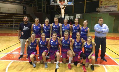 Club Basket Frascati (B femm.), Di Segni: «Incuriosito dall'esperienza nel settore femminile»