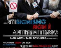 Antisionismo non significa antisemitismo