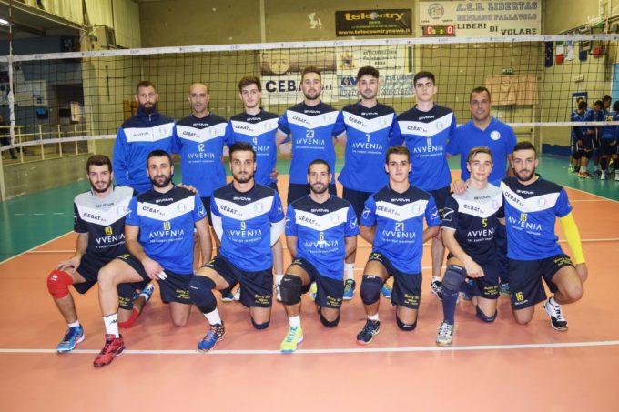 Pallavolo Campionato regionale serie C maschile 3 giornata girone b