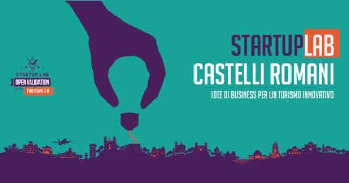 STARTUP LAB CASTELLI ROMANI – idee di business per un turismo innovativo