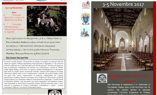 L'Abbazia di San Giovanni in Argentella e il territorio di Palombara Sabina