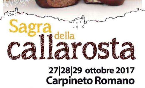 Carpineto –  Sagra della Caldarrosta 27, 28 e 29 ottobre