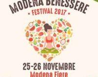 Modena Benessere Festival, salute a 360 gradi