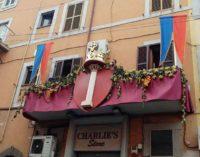 Simbolica premiazione del concorso balconi  A Palazzo Colonna