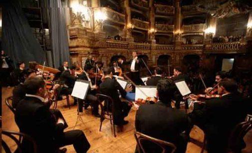 """""""Concerti dell'orchestra da camera di Caserta""""  Le atmosfere musicali delle capitali europee del'700"""