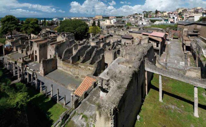 Il Parco Archeologico di Ercolano alla Borsa del Turismo Archeologico di Paestum