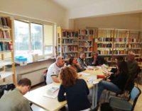 Lariano: Martedi pomeriggio scorso presso la biblioteca comunale