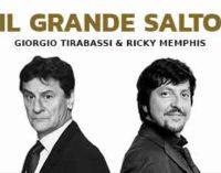 Albano Laziale, cinema: la coppia Tirabassi – Memphis si riunisce a Palazzo Savelli