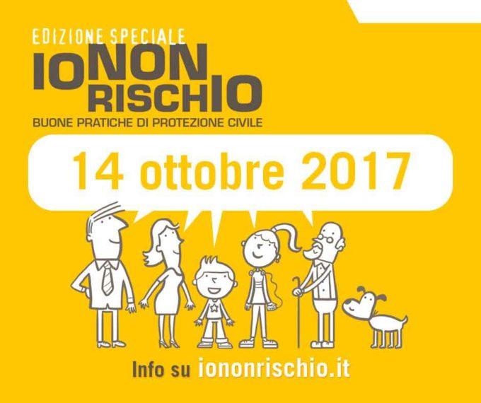 """""""Io non rischio"""", domani volontari della protezione civile di Genzano  a Roma"""